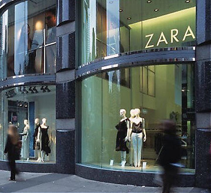Shopping mode et accessoires tendances en Andorre Zara